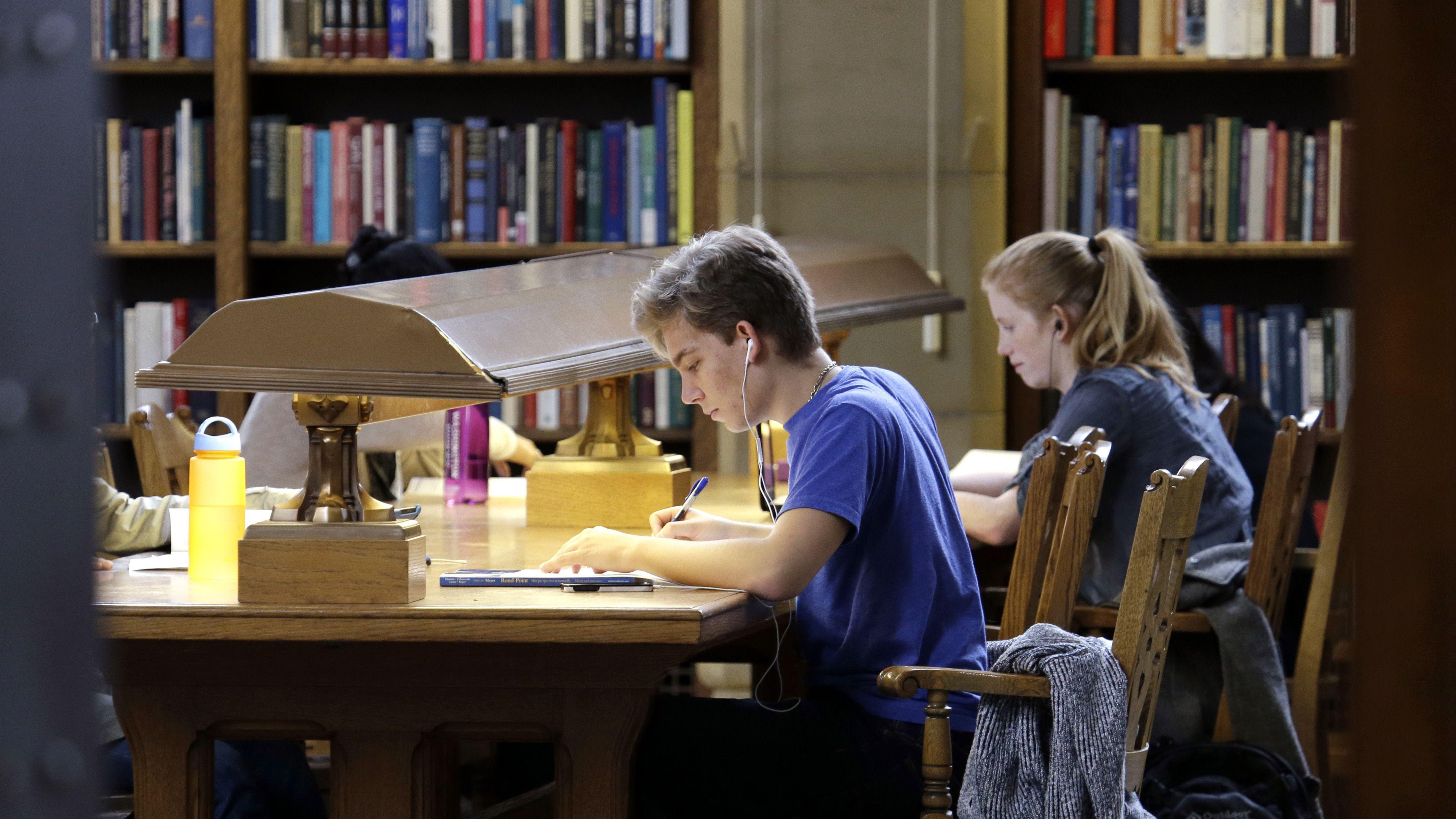 美国名校对阅读量要求有多变态?你需要知道这个生存法则!